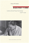 Against Time: Letters from Nazi Germany, 1938-1939