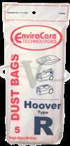 Hoover Bag Paper Type R Tempo And Sprint 5 Pack