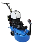 "Aztec 30"" Ultra Grind with 18 HP Kawasaki With Propane Tank, Key Start, Transport Wheel 8 Gallon Water Tank, Catalytic Muffler and Centrifugal Clutch #040-1"