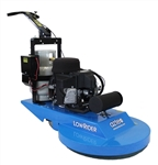 "Aztec 070-27-LR The Low Rider Series 27"" Propane Burnisher"