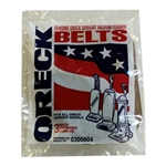 Oreck Belts For XL Series Uprights (3 pack) 300604