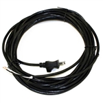 FitAll Cord 30' Black 17/2 W/Polarized Plug