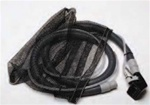 Upholstery Tool, Hose & Hose Bag  358AC for Polaris & S