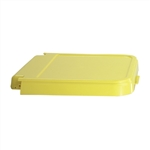 ABS Crack Resistant Replacement Lid, Yellow, # 602Y