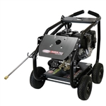 SIMPSON SuperPro Roll-Cage 4400 PSI at 4.0 GPM HONDA GX390 with AAA Triplex Plunger Pump Cold Water Professional Gas Pressure Washer, Model # SW4440HCDM