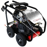 SIMPSON SuperPro Roll-Cage 7000 PSI at 4.0 GPM KOHLER CH750 with COMET Triplex Plunger Pump Cold Water Professional Gear Drive Gas Pressure Washer, Model # SW7040KCGL