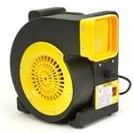 AirFoxx High Velocity 1 HP 980 CFM All Purpose WorkShop Blower / Spot Cooler