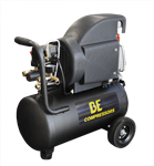 BE Pressure 6 Gallon Horizontal Air Compressor # AC206