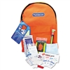 PhysiciansCare Personal Emergency First Aid Kit, Back P