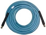 Signa Solution Hose - ¼ × 100' High Pressure Hose - Blue
