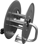 S/S Hose Reel 5000 psi 150'