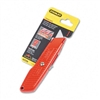 Stanley Interlock Safety Utility Knife w/Self-Retractin