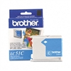 Brother LC51C Innobella Ink, 400 Page-Yield, Cyan # BRT