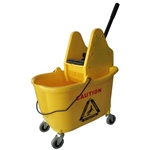 Yellow, 35-Quart Combo with Down Press