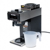 BUNN 12-Cup Two-Station Commercial Pour-O-Matic Coffee
