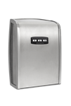 Comac ONE Automatic Modular Hand Dryer, Universal Voltage, Brushed Chrome