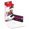 Canon 7737A001 Color Ink Cartridge & Glossy Photo Paper