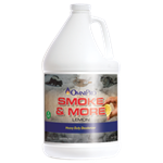 Smoke & More Heavy Duty Odor Neutralizer - Lemon, 4 - 1 Gallon Bottles