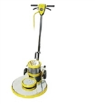 "Mercury 20"" Ultra DC Burnisher, 2000 RPM, 1.5 HP # DC-20-2000"