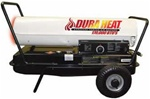 DuraHeat DFA210CV Portable Forced Air Commercial Series Kerosene Heater 210K BTU