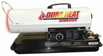 DuraHeat DFA75T Portable Forced Air Kerosene Heater 75K BTU