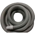 "Hot2Go Vacuum Hose 2"" x 50' with cuffs #DHV50"