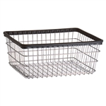 R&B Wire Standard Capacity E Basket, #E