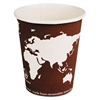 ECOProducts Paper Hot Cups, w/Compostable PLA Plastic,