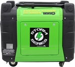 "Lifan ESI 4000iER ""EFI"" Quiet 4100 / 3800 Watts Gas Portable Inverter Generator RV"