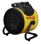 DuraHeat 1500 Watt Electric Forced Air Workspace Heater - EUH15000