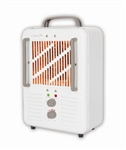 Comfort Glow Milkhouse Style Electric Utility Heater with 3-Prong Grounded Cord, EUH352