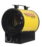 DuraHeat 4000 Watt Electric Forced Air Workspace Heater - EUH4000R