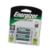Energizer e² NiMH Rechargeable Batteries, AAA, 4 Batter