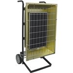 TPI Fostoria Portable Electric Infrared Heater FSP4348-3 480V 4.30 KW