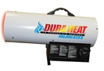 DuraHeat GFA125A Gas Forced Air Heater Variable 90K-100K-125K BTU