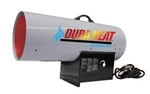 DuraHeat GFA300DGD LP Gas Forced Air Heater Variable 300K BTU