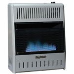 kozy world gwd308, blue flame heater