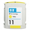 HP C4838A (HP 11) Ink, 2350 Page-Yield, Yellow # HEWC48