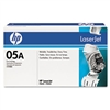 HP CE505A (HP 05A) Toner, 2300 Page-Yield, Black # HEWC
