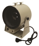 "TPI 680 Series ""Bulldog"" 240/208 Volt Fan Forced Portable Heater #HF686TC"