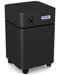 Austin Air HealthMate Plus Air Purifier- Black Covers 1500 Sq. Ft.