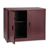 HON 10700 Series Cabinet w/Doors, Adjustable Shelf, 36