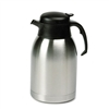 Hormel Stainless Steel Lined Vacuum Carafe, 1.9 Liter,