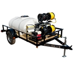 IPC Eagle Hydro Station 325 Gallon Tank Trailer #HS-325TANK