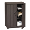 Iceberg Officeworks Cabinet, 1 Adjustable/1 Fixed Shelf