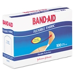 Johnson & Johnson BAND-AID Flexible Fabric Adhesive Ban