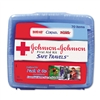 Johnson & Johnson BAND-AID Portable Travel First Aid Ki