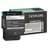Lexmark C540H1KG High-Yield Toner, 2500 Page-Yield, Bla
