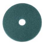 3M Cleaner Floor Pad 5300, 19, Blue, 5 Pads/Carton # MMM08412