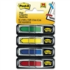 Post-it Arrow Flags, Four Colors, 24/Color, 2 96-Flag D